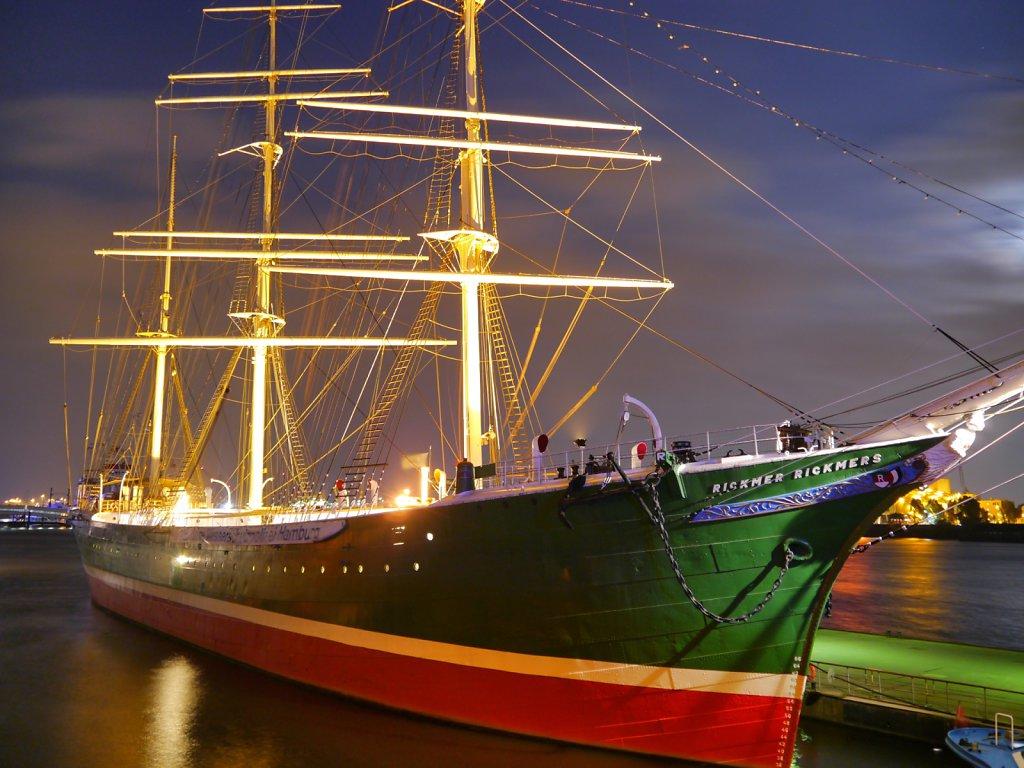 Hamburg Altona Dockland